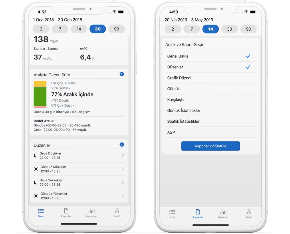 dexcom g6 mobil uygulama